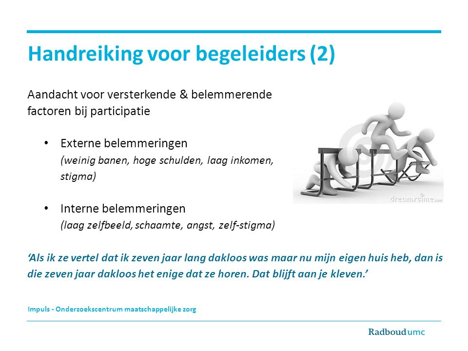 Handreiking voor begeleiders (2)