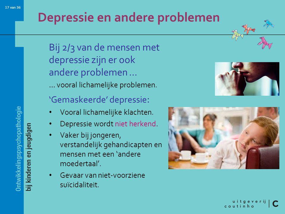 Depressie en andere problemen