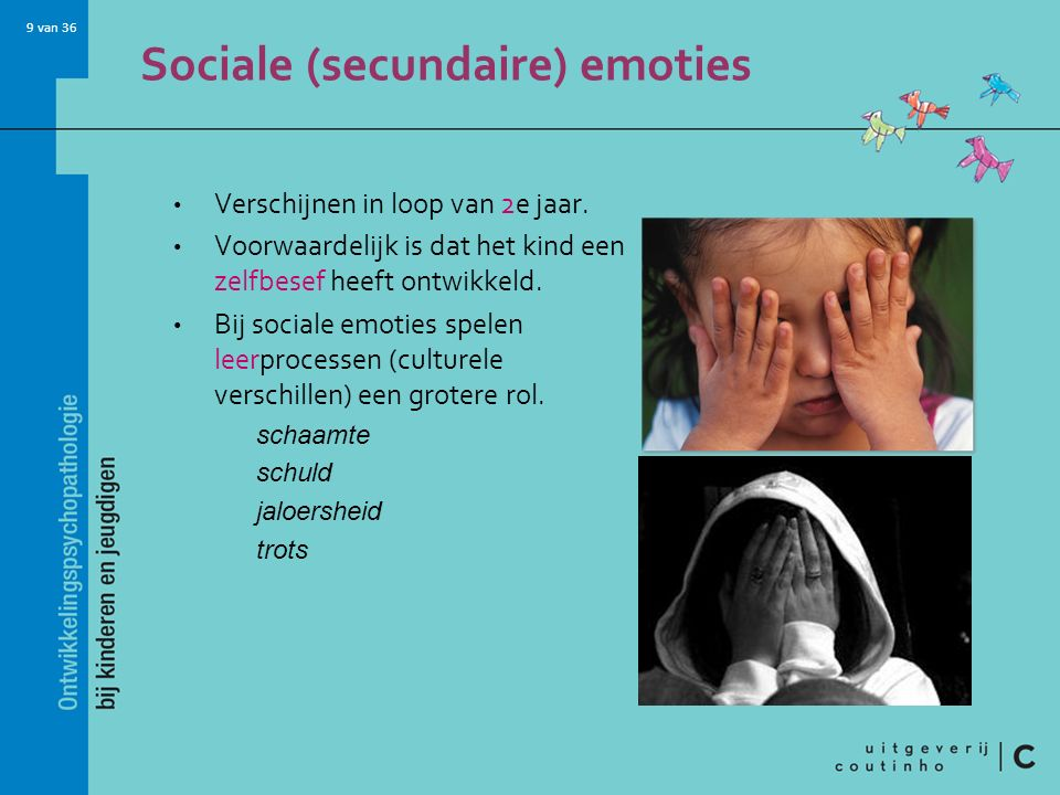 Sociale (secundaire) emoties