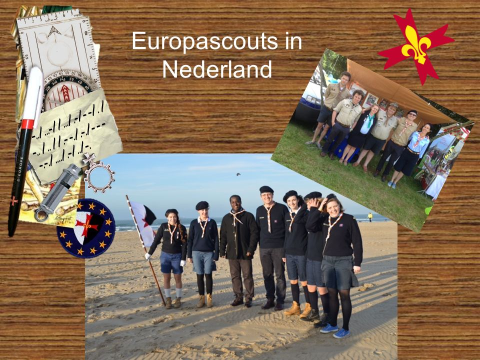 Europascouts in Nederland