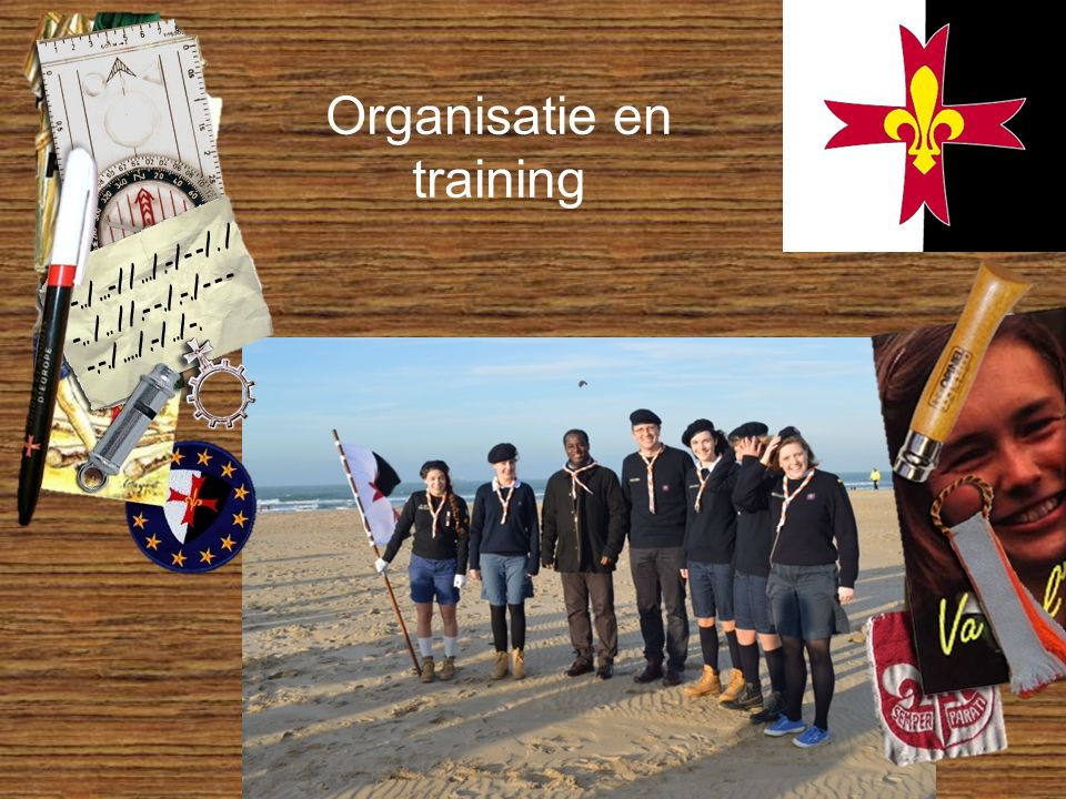 Organisatie en training