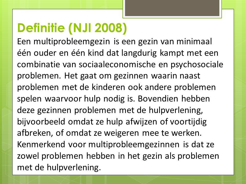 Definitie (NJI 2008)