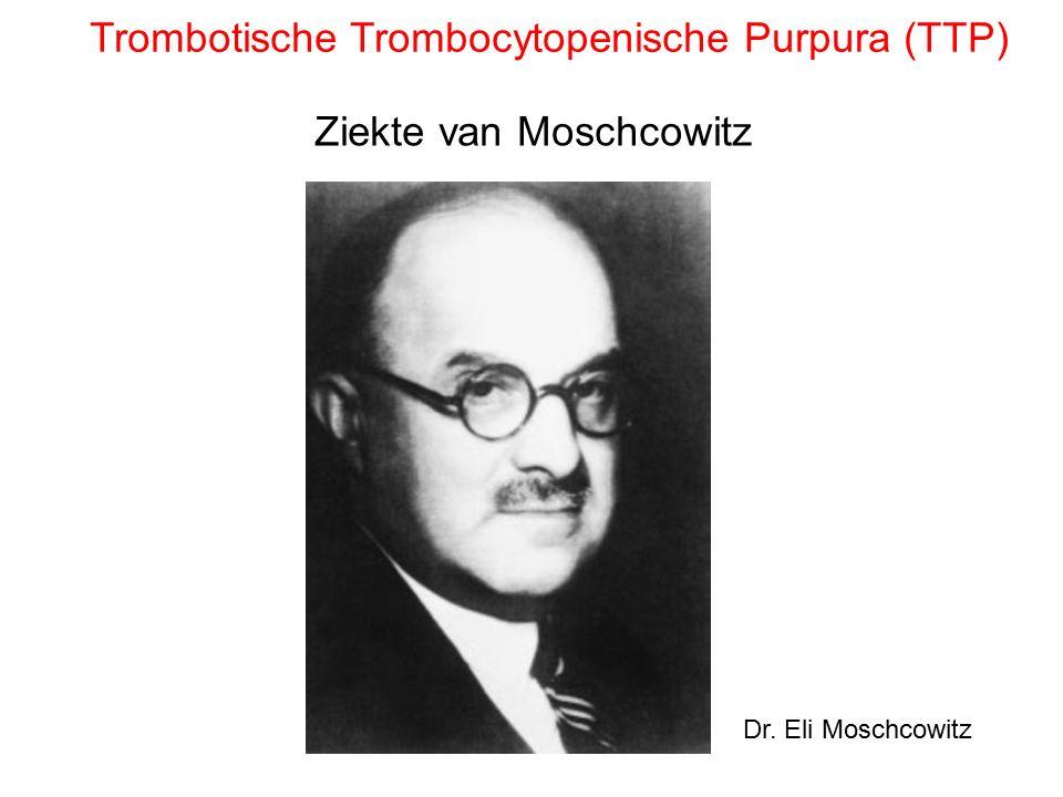 Ziekte van Moschcowitz