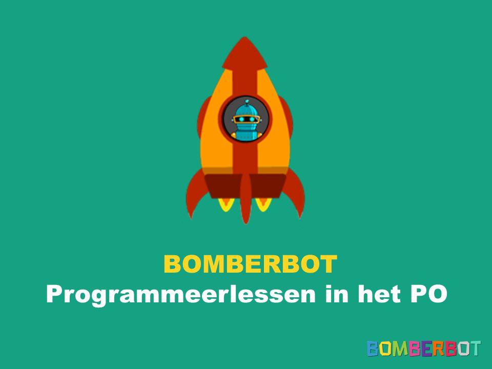 BOMBERBOT Programmeerlessen in het PO