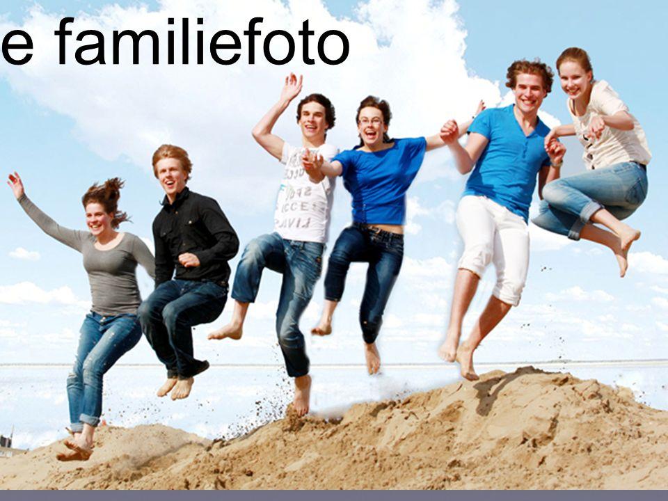 De familiefoto
