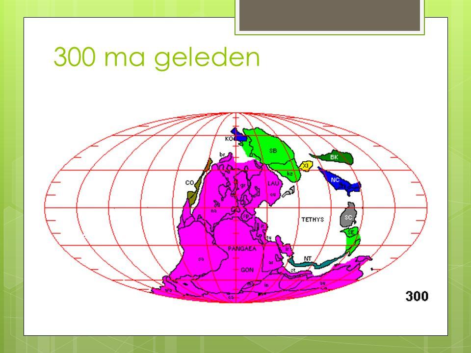 300 ma geleden