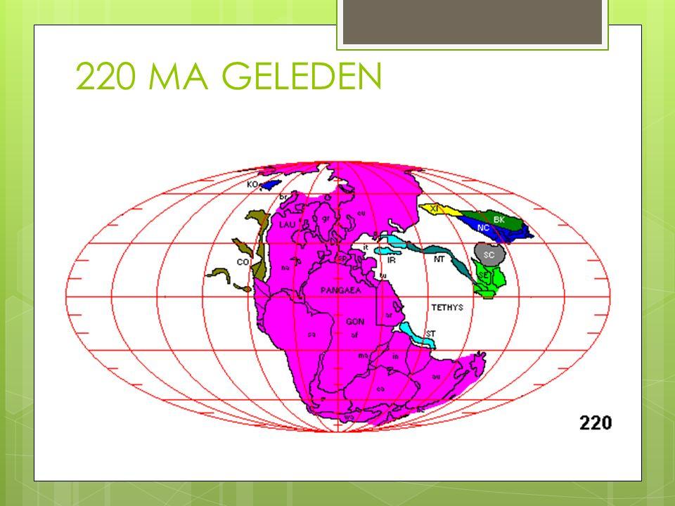 220 MA GELEDEN
