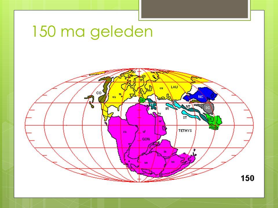 150 ma geleden