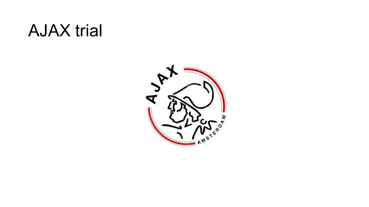 AJAX trial
