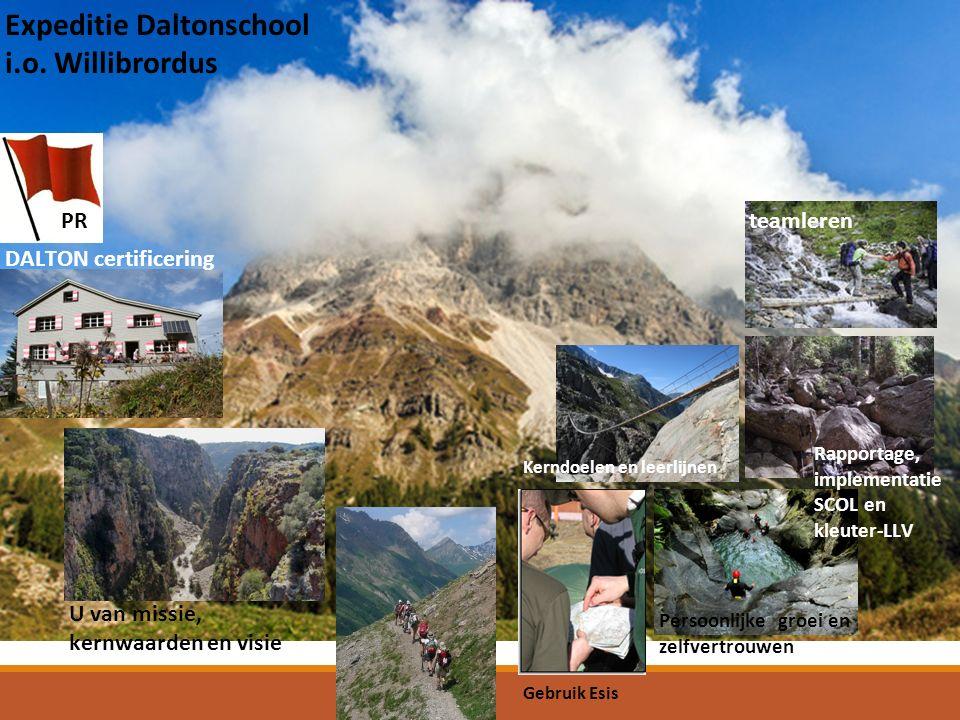 Expeditie Daltonschool i.o. Willibrordus