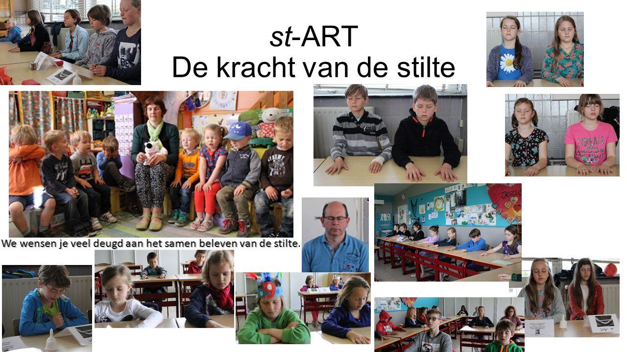 st-ART De kracht van de stilte