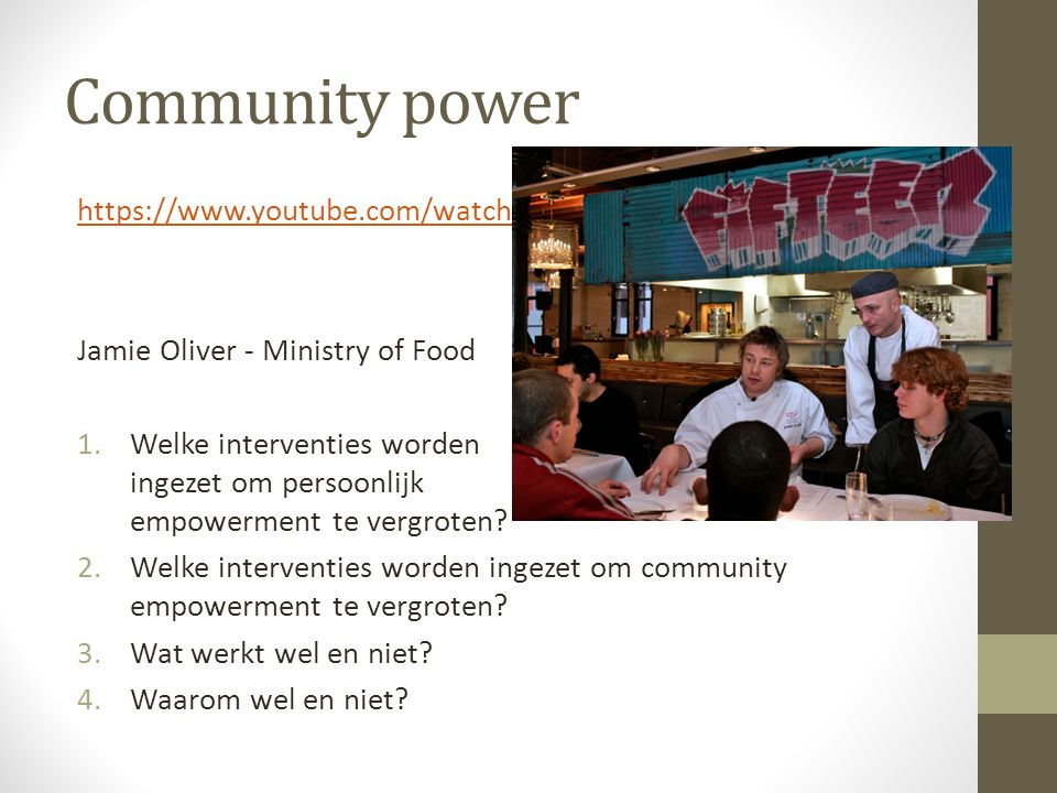 Community power https://www.youtube.com/watch v=x44WuD_qWsU