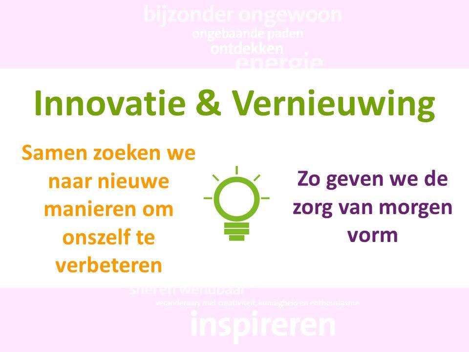 Innovatie & Vernieuwing