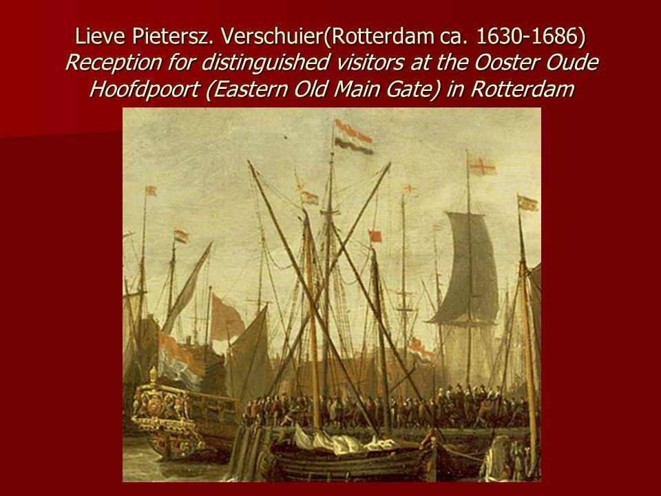 Lieve Pietersz. Verschuier(Rotterdam ca