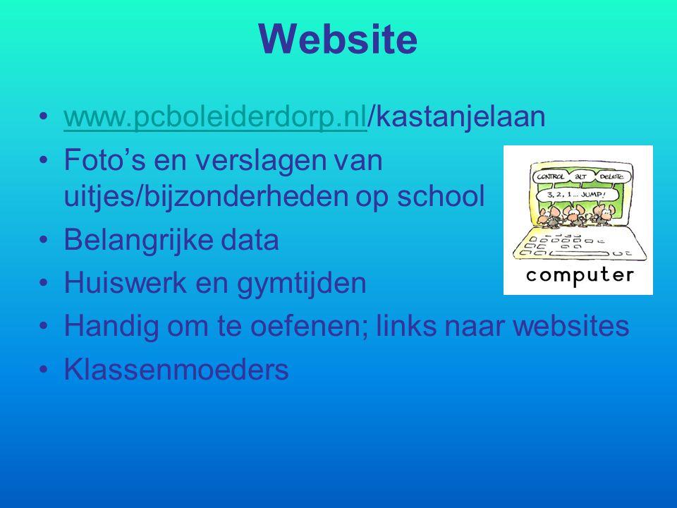 Website www.pcboleiderdorp.nl/kastanjelaan