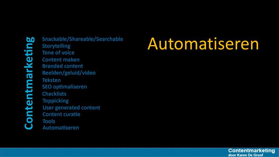 Automatiseren