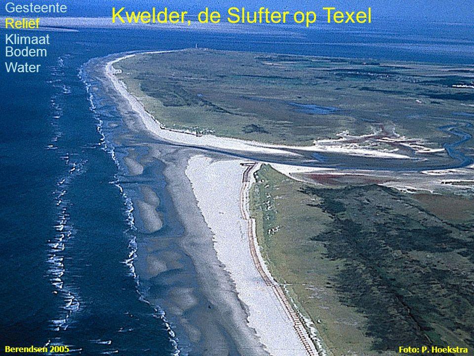 Kwelder, de Slufter op Texel