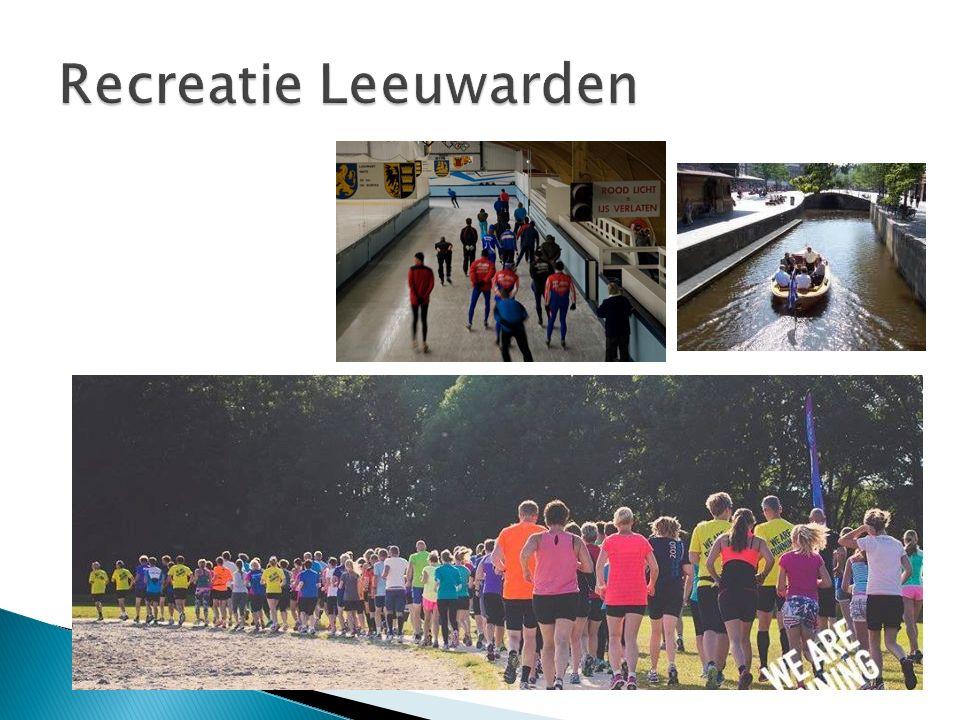 Recreatie Leeuwarden