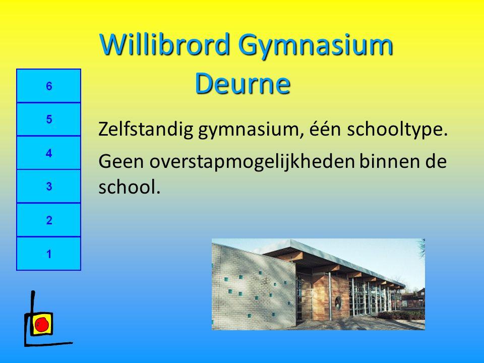 Willibrord Gymnasium Deurne