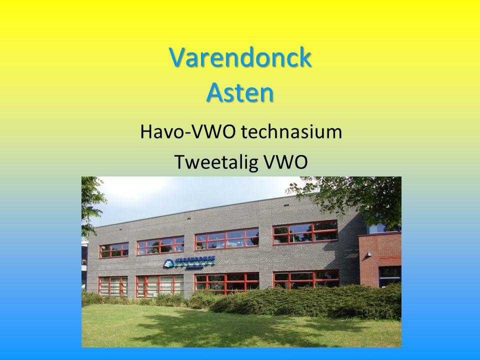Havo-VWO technasium Tweetalig VWO Hav
