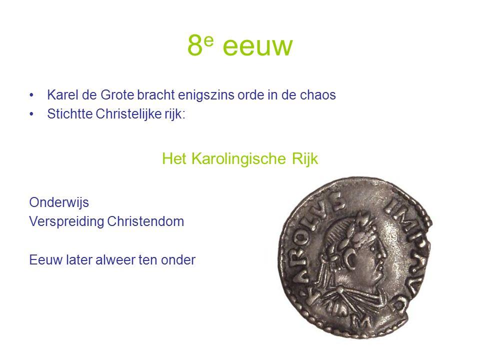 Het Karolingische Rijk
