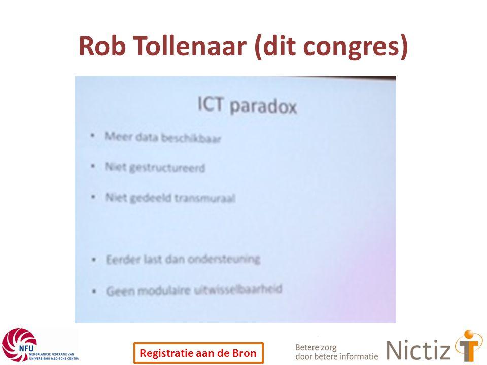 Rob Tollenaar (dit congres)