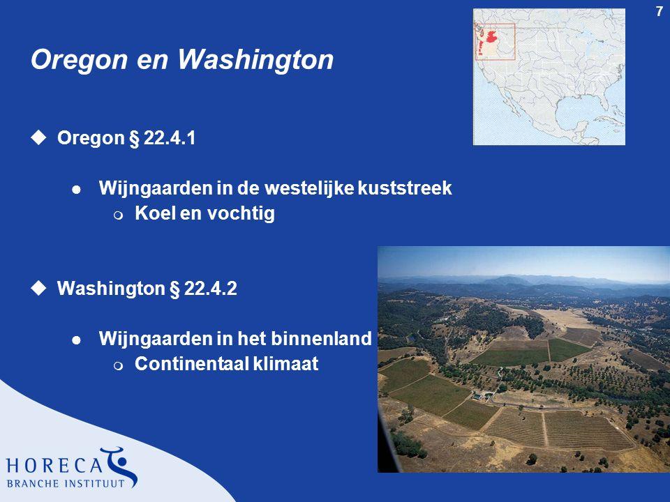 Oregon en Washington Oregon § 22.4.1
