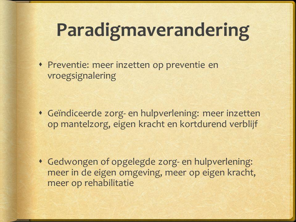 Paradigmaverandering