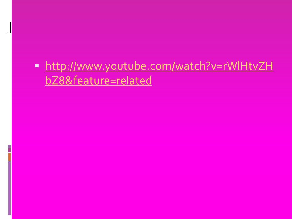 http://www.youtube.com/watch v=rWlHtvZH bZ8&feature=related