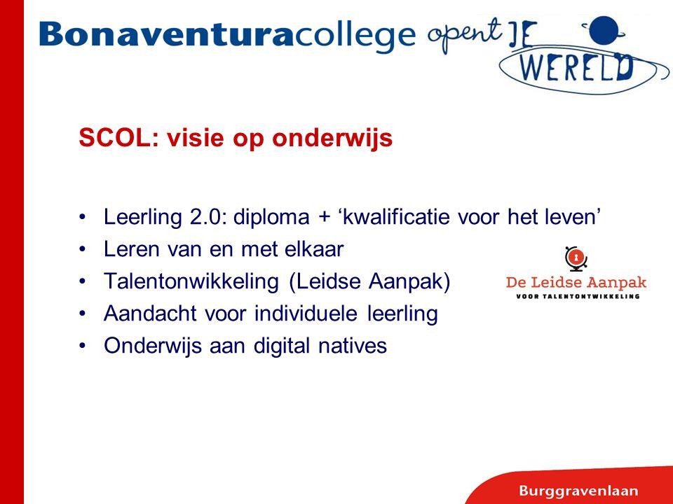 SCOL: visie op onderwijs