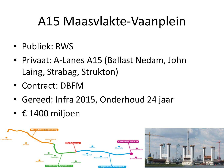 A15 Maasvlakte-Vaanplein