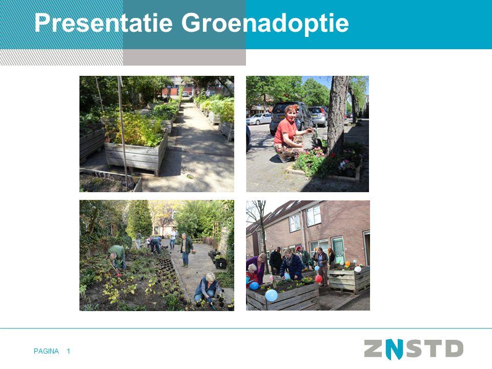 Presentatie Groenadoptie