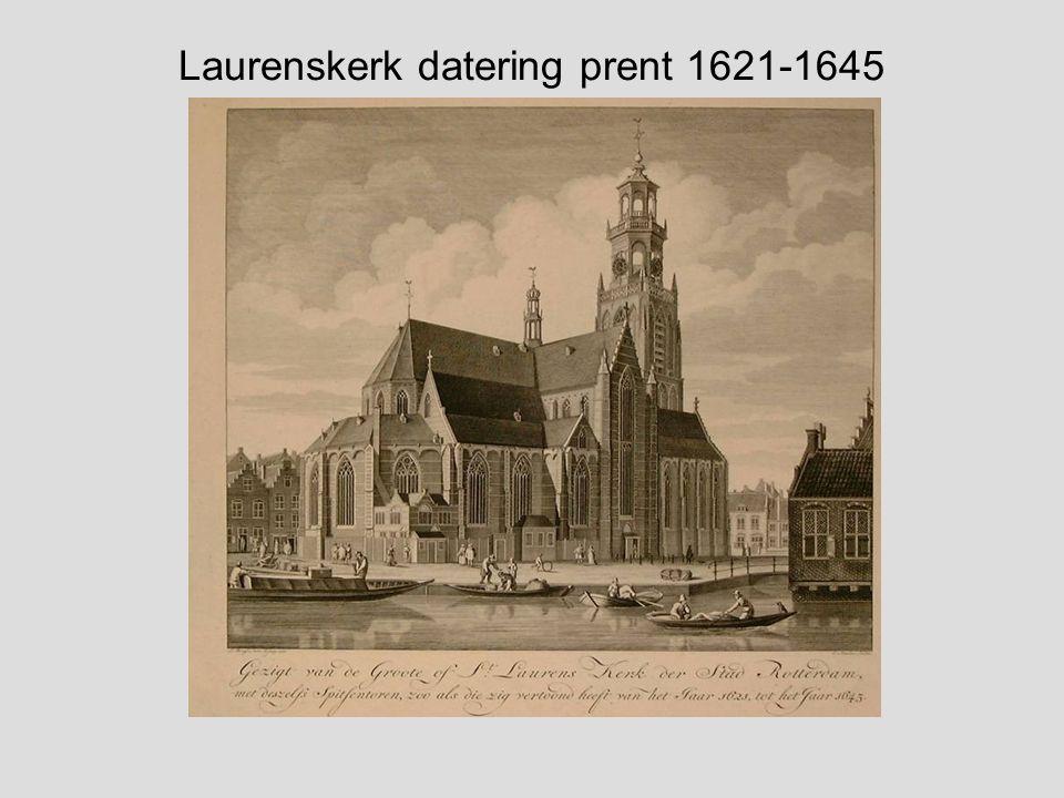 Laurenskerk datering prent 1621-1645