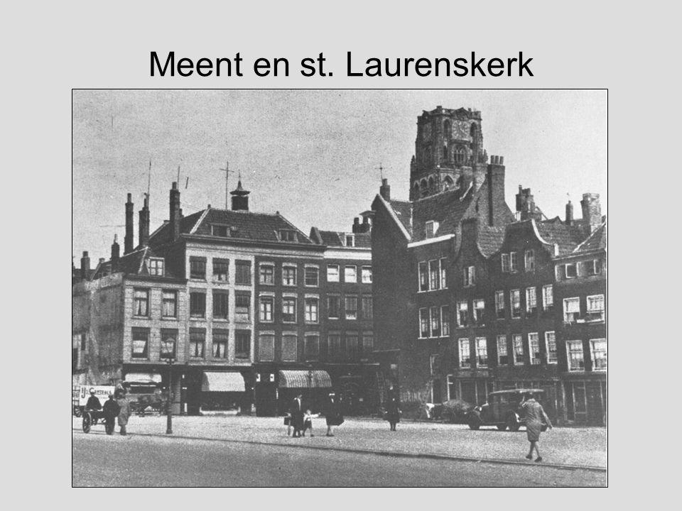 Meent en st. Laurenskerk
