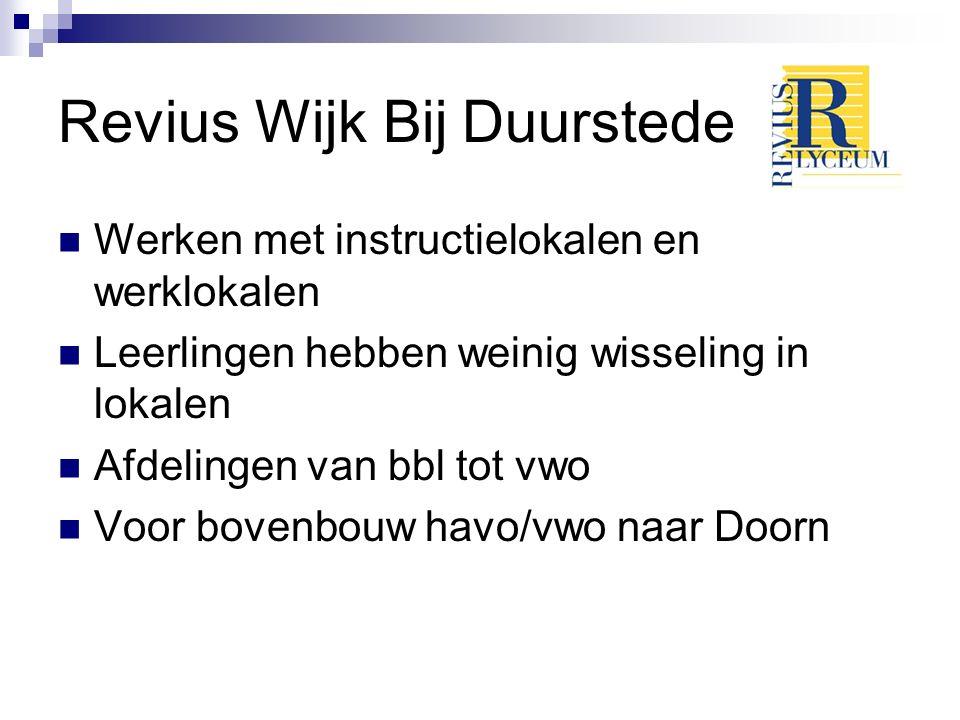 Revius Wijk Bij Duurstede
