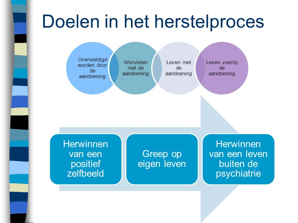 herstelondersteunende zorg ppt video online download