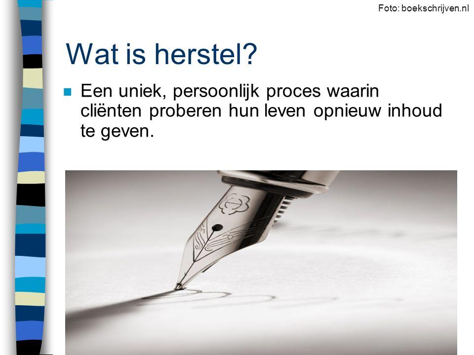 Foto: boekschrijven.nl