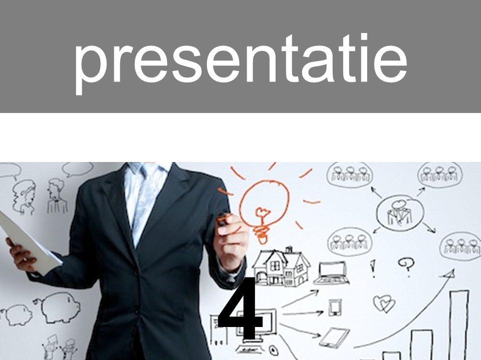 presentatie 4