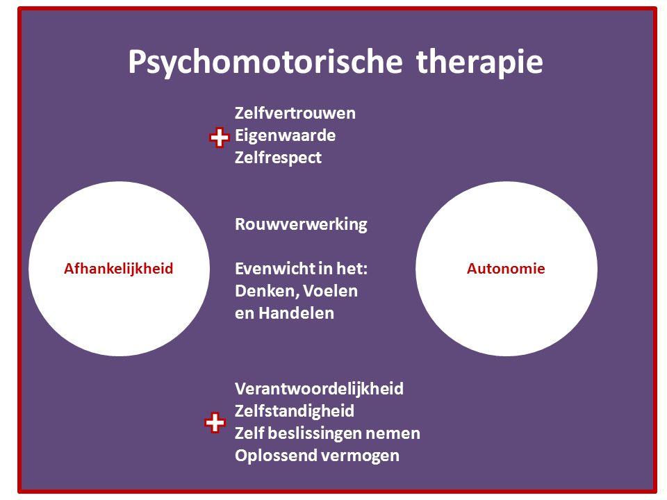 Psychomotorische therapie