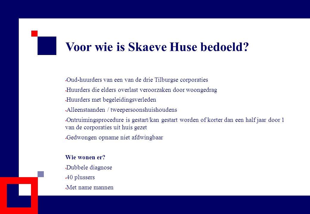 Voor wie is Skaeve Huse bedoeld