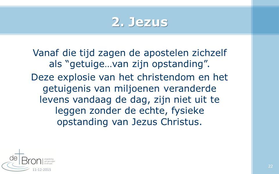 2. Jezus