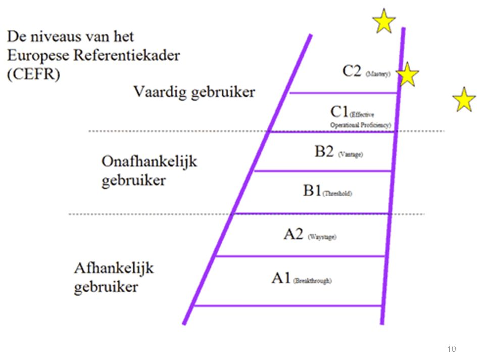 Het Europees Referentiekader MVT