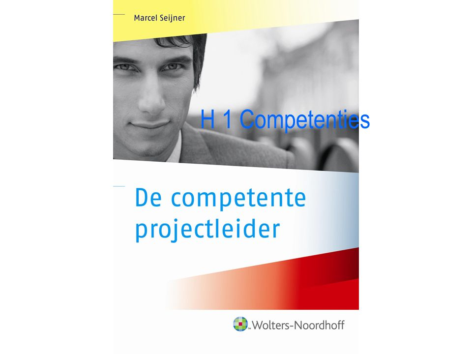 H 1 Competenties