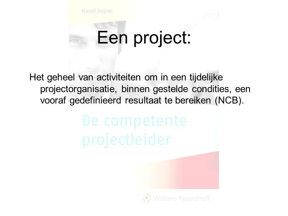Een project: