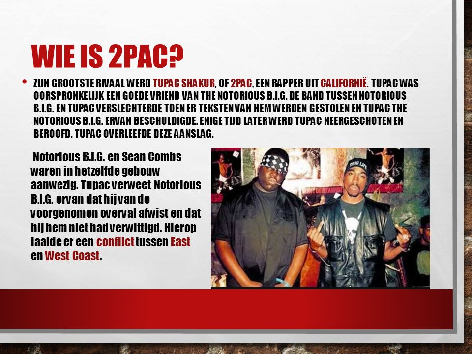 Wie is 2pac