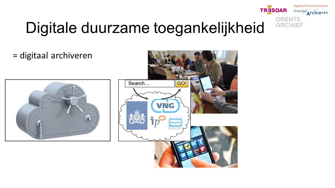 Digitale duurzame toegankelijkheid