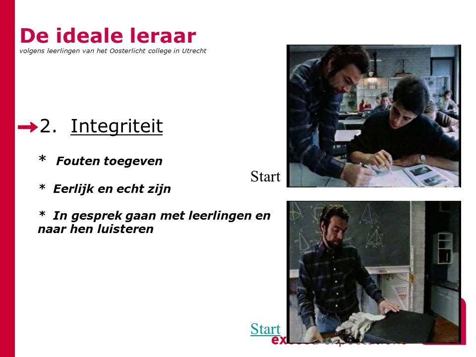 De ideale leraar volgens leerlingen van het Oosterlicht college in Utrecht