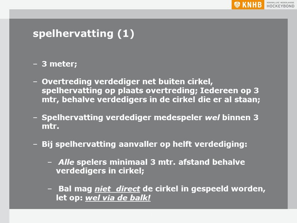 spelhervatting (1) 3 meter;