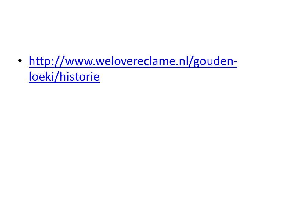 http://www.welovereclame.nl/gouden-loeki/historie