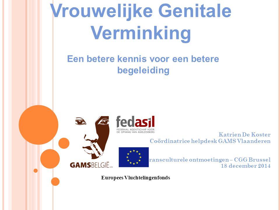 Vrouwelijke Genitale Verminking